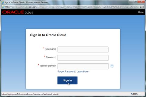 Technical Details Behind Oracle PBCS - Peloton Group